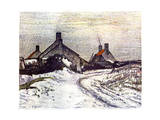 Winter, 1899 Giclee Print by Paul Baum