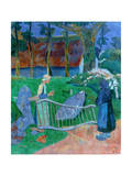 The Flowered Gate, 1889 Giclee Print by Paul Serusier