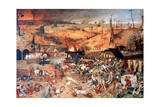 The Triumph of Death, C1562 Giclee Print by Pieter Bruegel the Elder