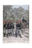 Riflemen, France, 1899 Giclee Print by Oswaldo Tofani