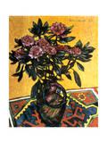 Peonies, 1906 Giclee Print by Pierre Paul Girieud