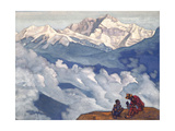 Pearl of Searching, 1924 Giclee Print by Nicholas Roerich