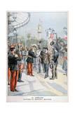 General Boitard, Oran, Northwestern Algeria, 1898 Giclee Print by Oswaldo Tofani