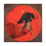 Flemish Proverb, C1558-1560 Giclee Print by Pieter Bruegel the Elder