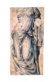 Roman Goddess, Venus Genetrix, C1518-1574 Giclee Print by Maerten van Heemskerck