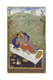Lovers, C1597 Giclee Print by  Manohar