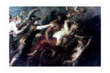 The Abduction of Proserpina, 1632 Giclee Print by Peter Paul Rubens