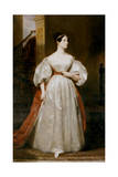 Countess Augusta Ada Lovelace (1815-185), English Mathematician and Writer Giclee Print by Margaret Carpenter