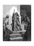 Deborah, Hebrew Prophetess and Judge, 1866 Giclee Print by Gustave Doré