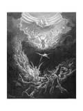 The Last Judgement, 1865-1866 Reproduction procédé giclée par Gustave Doré