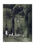 Al-Rifai Mosque, Cairo, Egypt, 1928 Giclee Print by Louis Cabanes