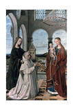 Madonna and Child, 15th Century Giclee Print by Petrus Christus