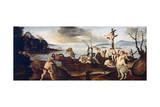 The Return from the Hunt, 1505-1507 Giclee Print by Piero di Cosimo