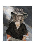 Princess Mary, C1785 Giclee Print by Pietro Bonato