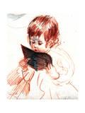 Pauletta Helleu, C1879-1927 Giclee Print by Paul Helleu