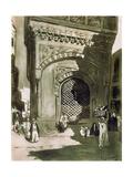 El-Sebil, Cairo, Egypt, 1928 Giclee Print by Louis Cabanes