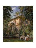 Goldschmit's Villa, Late 19th or Early 20th Century Giclee Print by Paul Hoeniger