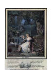 La Rose, 1788 Giclee Print by Philibert Louis Debucourt
