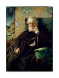 Portrait of Doctor Von Meyer, Late 19th or Early 20th Century Giclee Print by Max Klinger