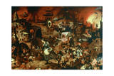 Dulle Griet' (Mad Me), C1562 Giclee Print by Pieter Bruegel the Elder