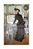 Female, 1902 Giclee Print by Paul Helleu
