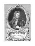 John Radcliffe, English Physician, 1747 Giclee Print by Pierre Fourdrinier