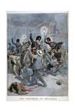 Trouble in Belgium, 1899 Giclee Print by Oswaldo Tofani