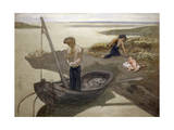 The Poor Fisherman, 1879 Giclee Print by Pierre Puvis de Chavannes