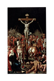Calvary, Between 1545 and 1550 Giclee Print by Maerten van Heemskerck