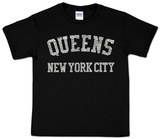 Youth: Queens T-shirts