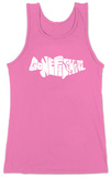 Womens: Bass - Gone Fishing Tank Top Womens Tank Tops