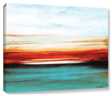 Sunset Gallery-Wrapped Canvas Gallery Wrapped Canvas