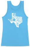 Womens: Everything Is Bigger In Texas Tank Top Tank Top