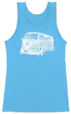 Womens: The 70's Tank Top Tank Top