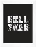 Hell Yeah Print