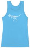 Womens: T-Rex - Bones Tank Top Trägerhemd