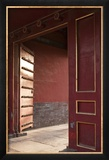 Open Gates at the Forbidden City Framed Photographic Print by Paul Souders