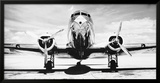 Passenger Airplane on Runway Prints by Philip Gendreau
