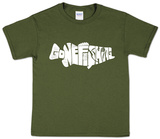 Youth: Bass - Gone Fishing T-Shirt