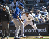 Toronto Blue Jays V. New York Yankees Photo by Anthony Causi