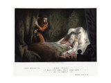 Scene from Shakespeare's Macbeth, C1858 Giclee Print by Robert Dudley