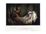 Scene from Shakespeare's Macbeth, C1858 Giclee Print by Robert Dudley