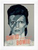 David Bowie Prints by Meme Hernandez