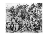 The Four Horsemen of the Apocalypse, 1926 Giclee Print by Peter Von Cornelius