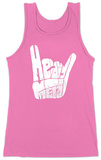 Womens: Heavy Metal Tank Top Tanktop