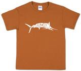 Youth: Marlin - Gone Fishing T-Shirts