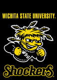 NCAA Wichita State 2-Sided Garden Flag Flag