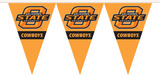 NCAA Oklahoma State Cowboys Party Pennant Flags Flag