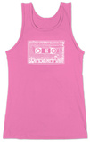 Womens: The 80's Tank Top Tanktop
