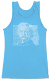 Womens: Mark Twain Tank Top Tank Top